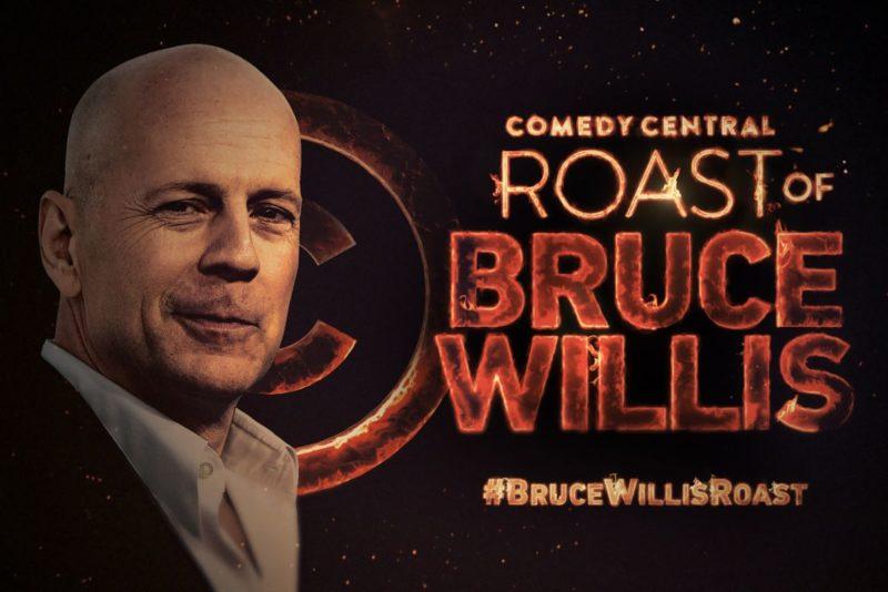 Bruce Willis palus staarid enda üle nalja tegema