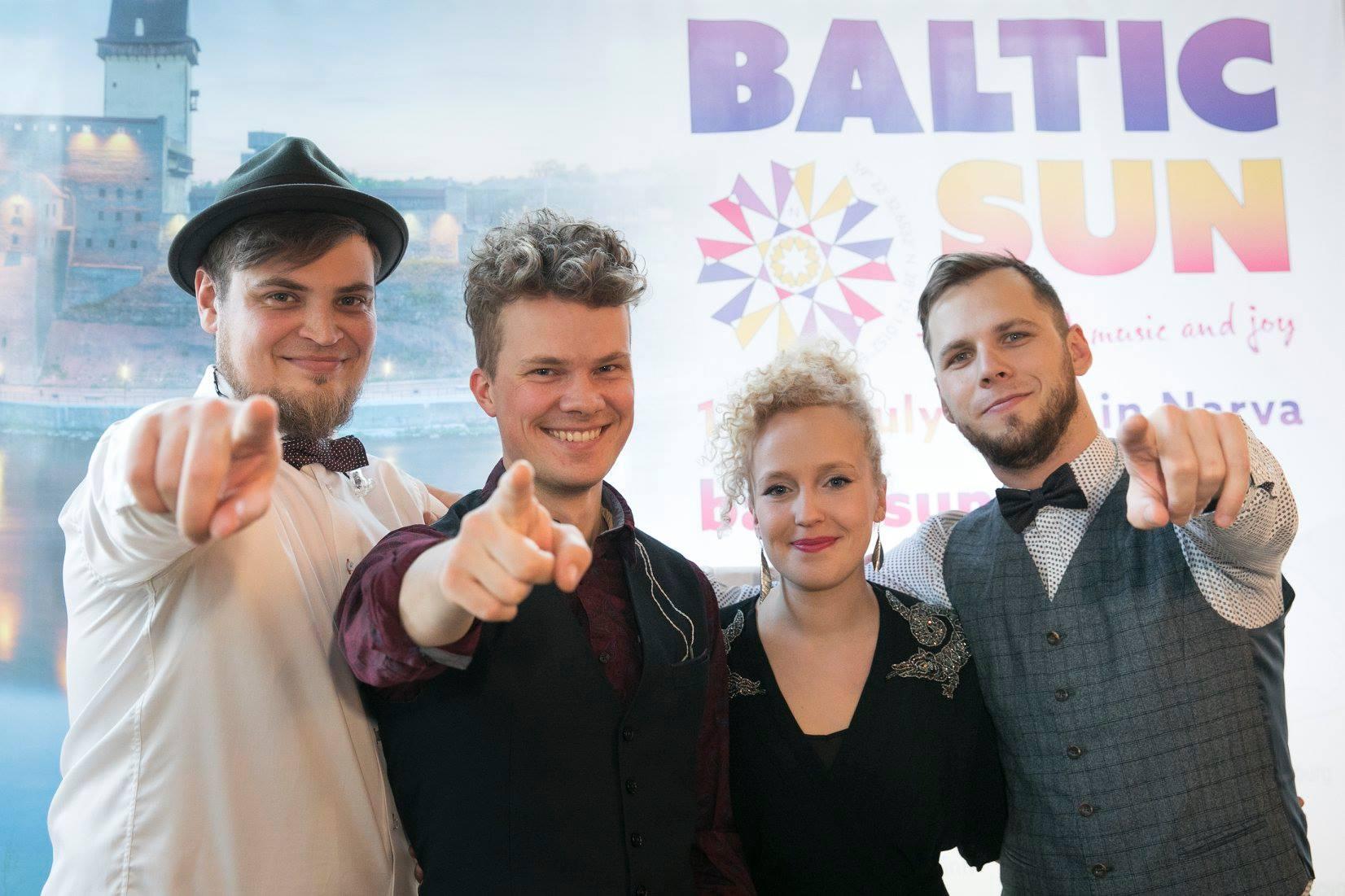 Baltic Sun festival avatakse rattarongkäigu ja luksusjahi saabumisega