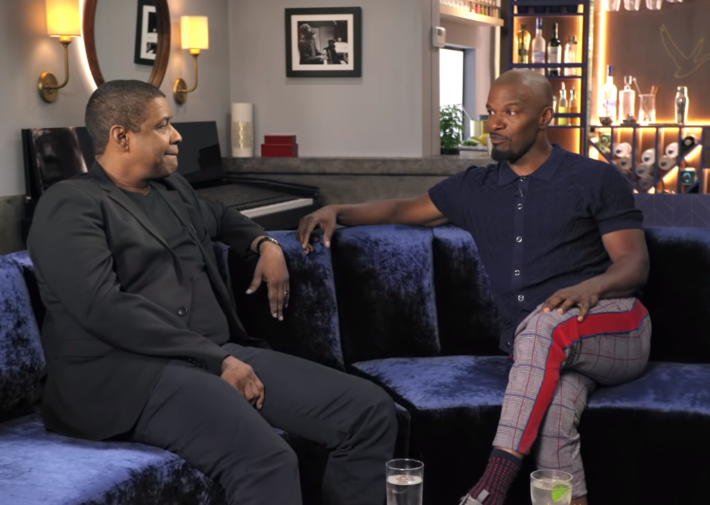 VIDEO! Denzel Washington Jamie Foxxile: ma ei laena sulle raha