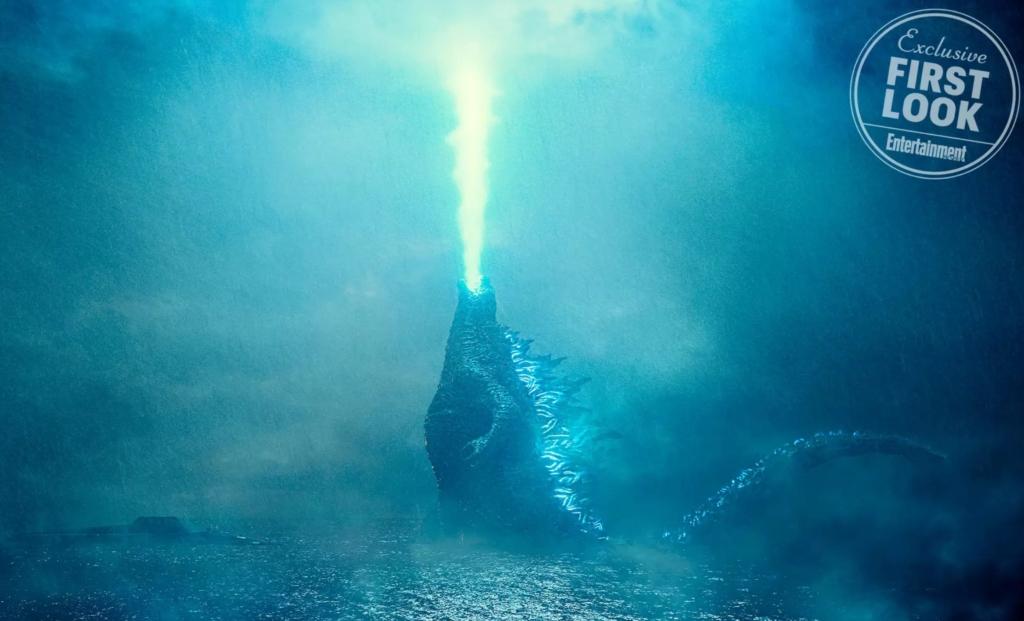 """Esimesed pildid uuest """"Godzillast"""""""
