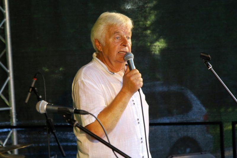 GALERII! Francis Goya ja Ivo Linna andsid Pärnus menuka kontserdi
