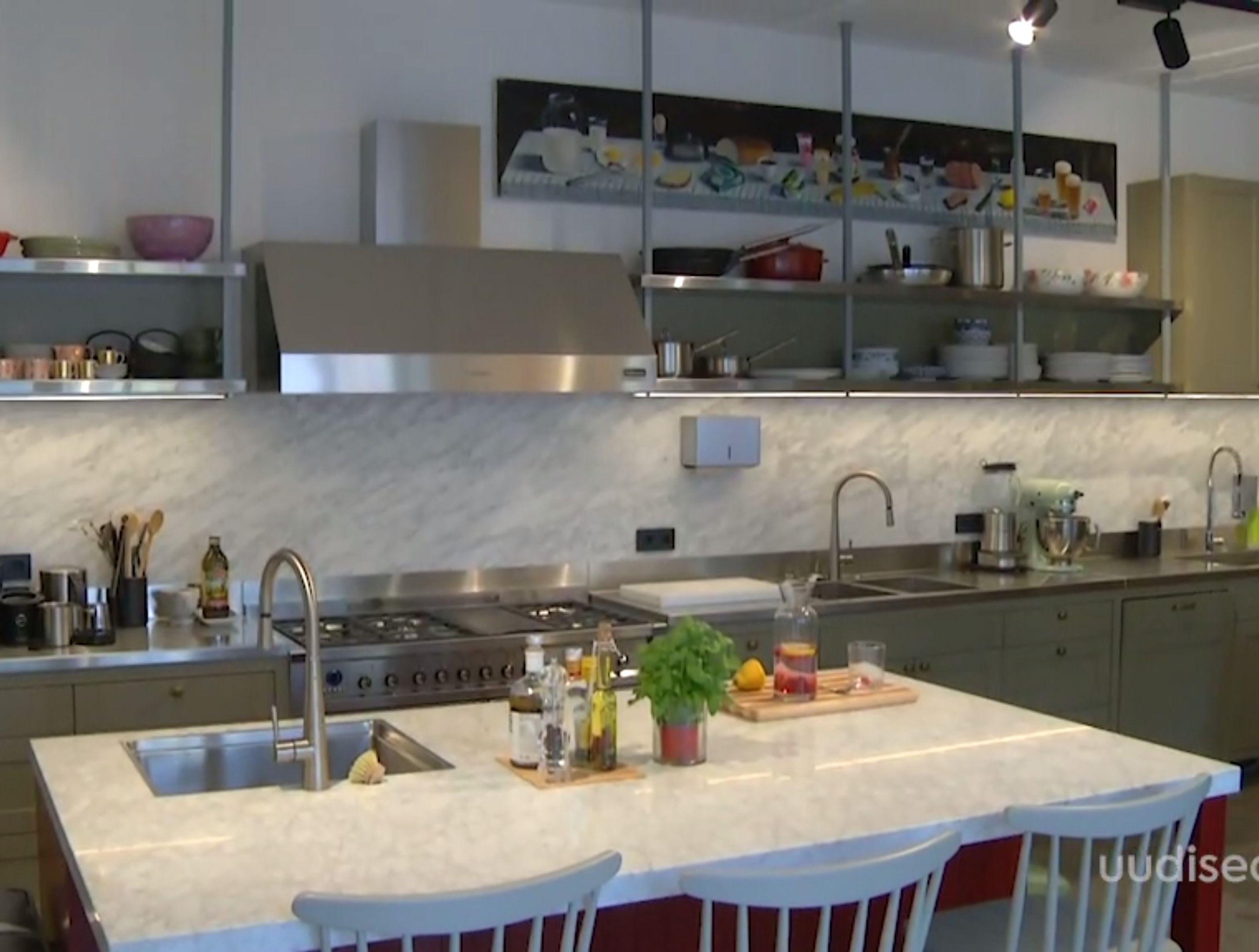 VIDEO! Sügisel pisipoja emaks saav Anni Arro sai oma unistuste köögi
