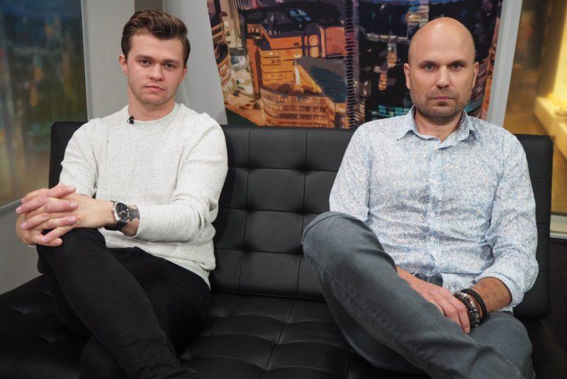 VIDEO! Noa tippkokad ausalt Hannes Võrno saates: see on asi, mida kunagi ei taha