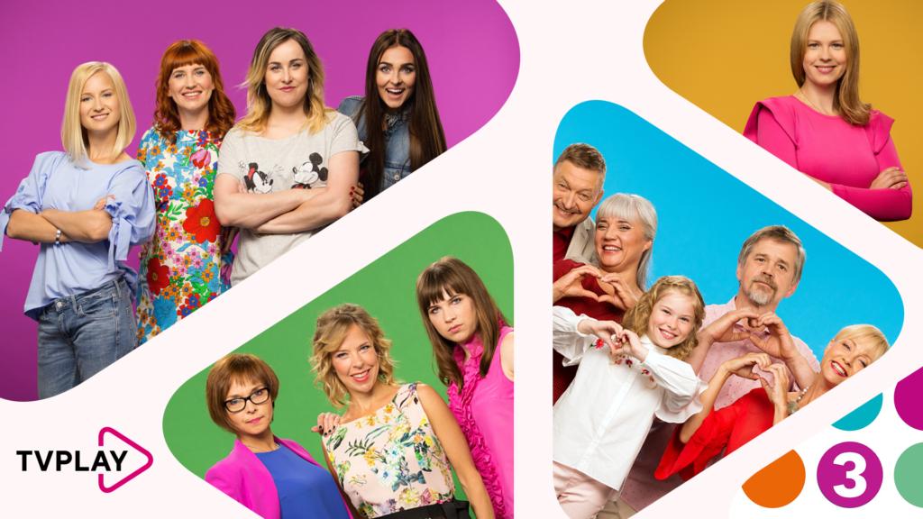 TV3 Play videoplatvorm muutus TVPlayks