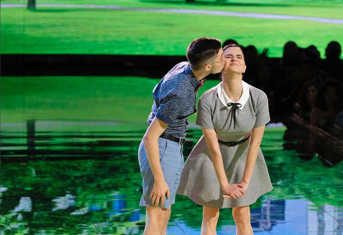 VIDEO! Eesti tantsija Alisa esitus koos armastatuga rabas USA populaarseima tantsusaate kohtunikud jalust