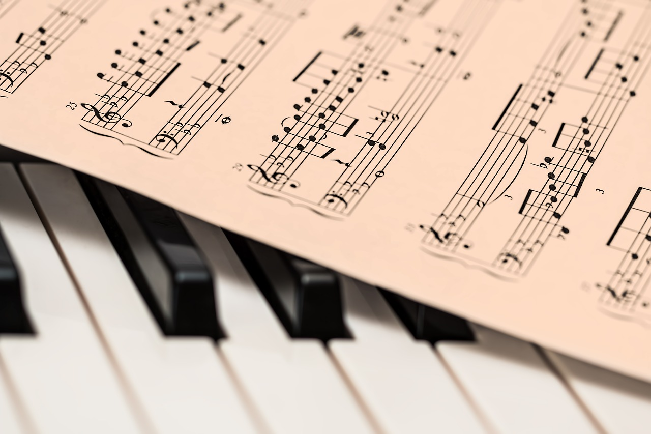 muusika.Pixabay