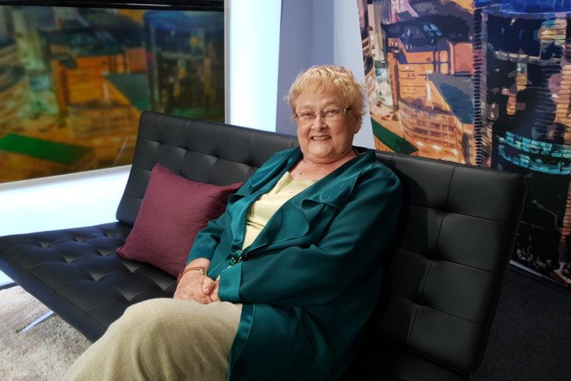 VIDEO! Ene Ergma Võrno saates: kui tahad minna riiki esindama, tuleb tohutu suur vastutus võtta enda peale