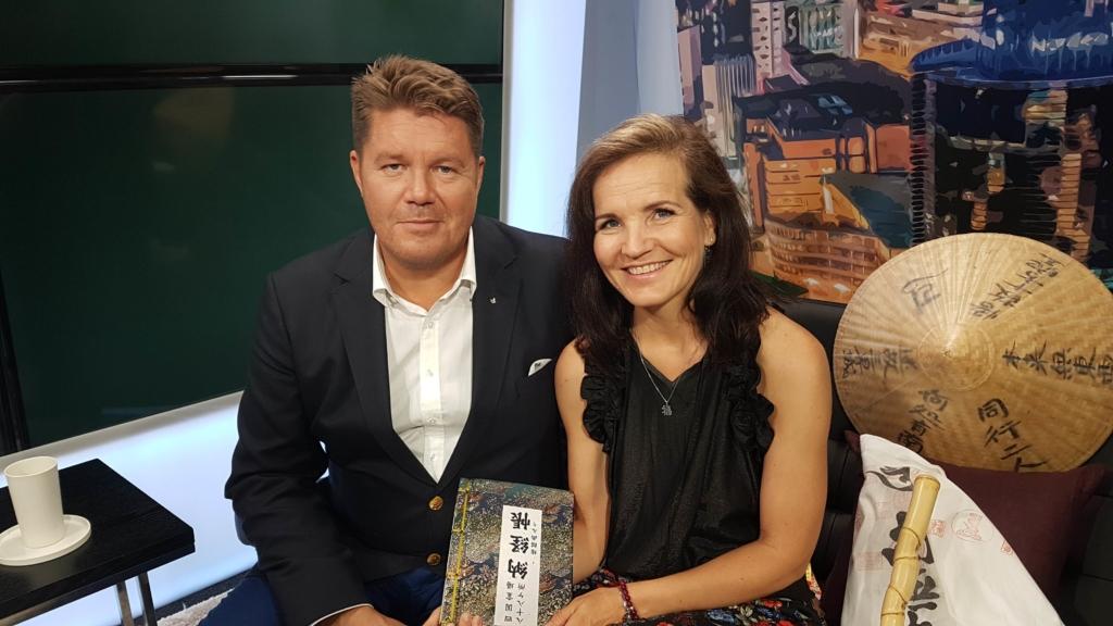 Hannes Võrno ja Merike Villard