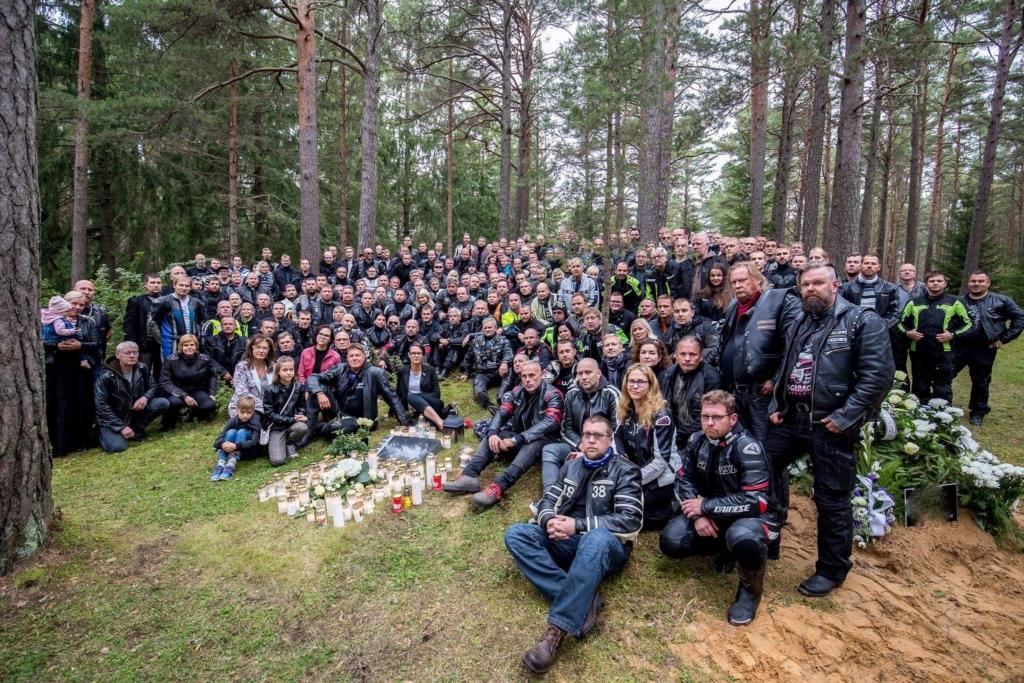 Hannes Võrno kutsub Tarmo Leinatamme mälestuseks sõidule