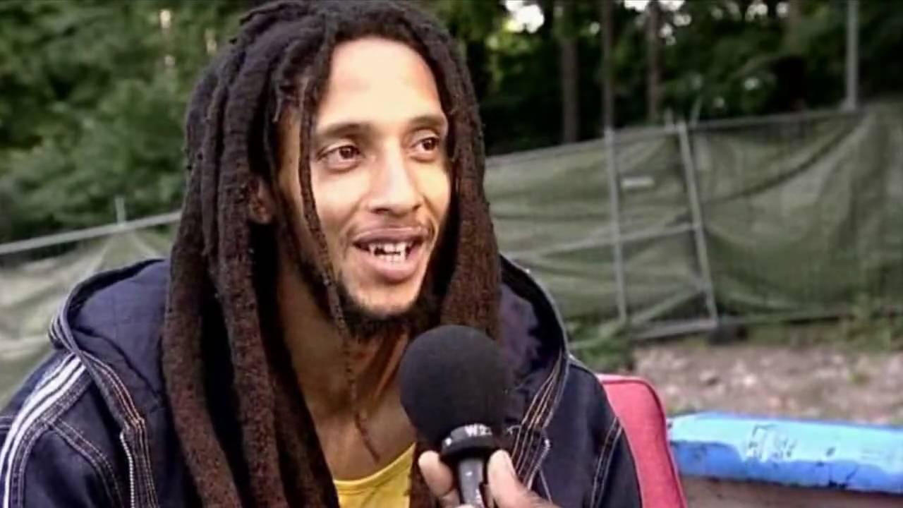 VIDEO! Jamaika legendi Bob Marley poeg Julian annab Tallinnas kontserdi