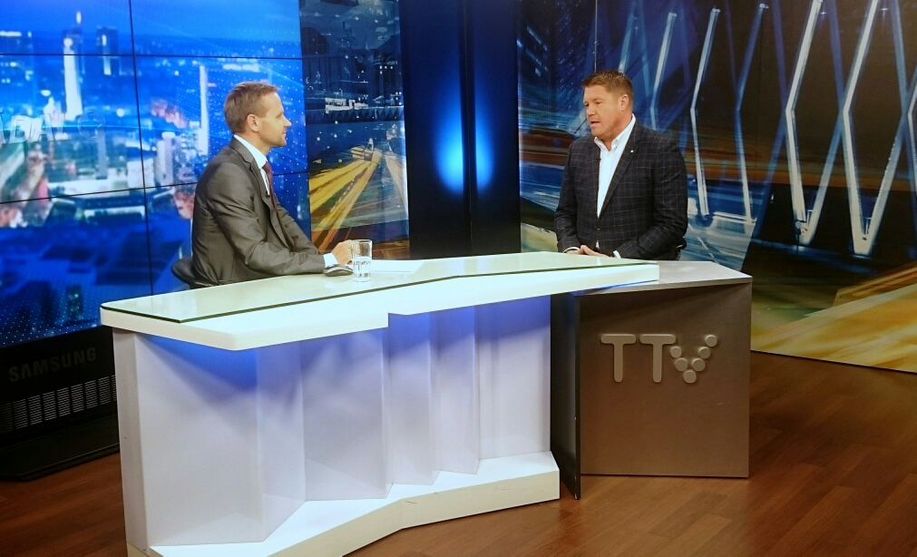 Revo Raudjärv ja Hannes Võrno