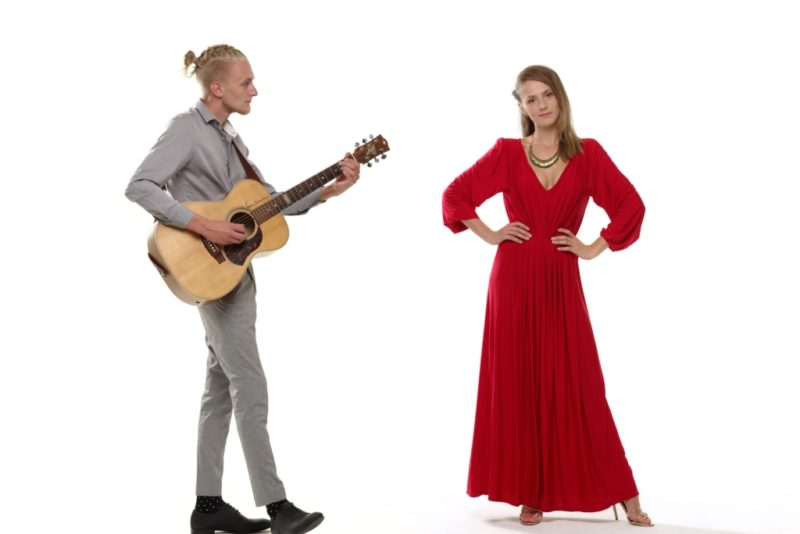 """Brigita Murutar ja Paul Neitsov toovad publiku ette """"Leekiva armastuse"""""""