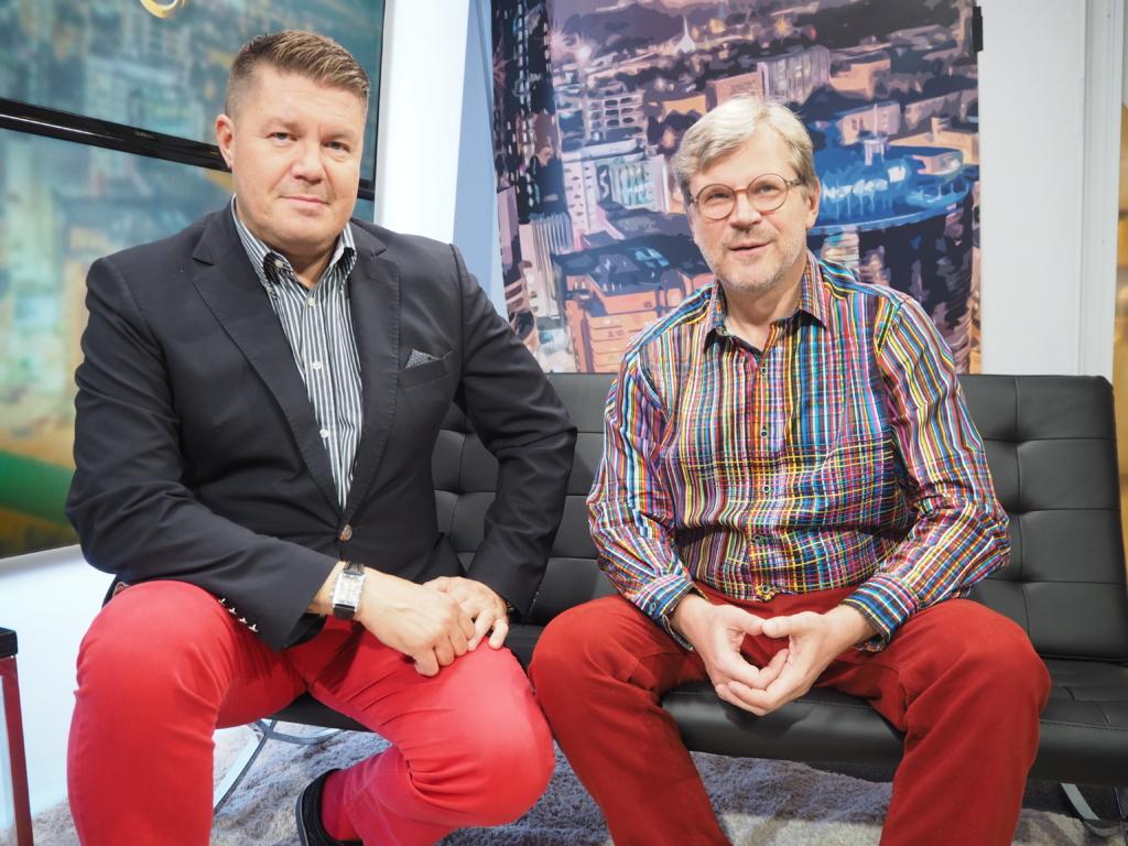 Hannes Võrno ja Alar Tamming
