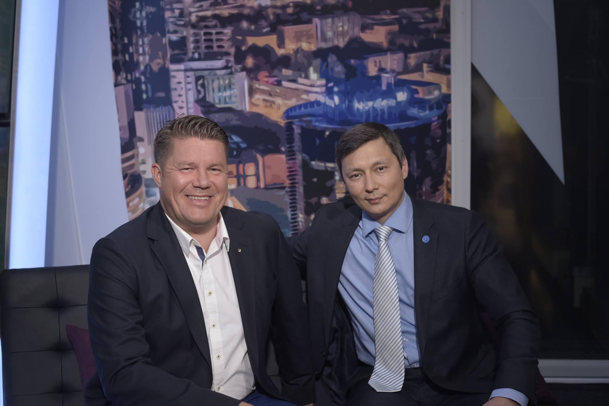 VIDEO! Tallinna linnavolikogu esimees Mihhail Kõlvart: poliitiku töö on leppimine