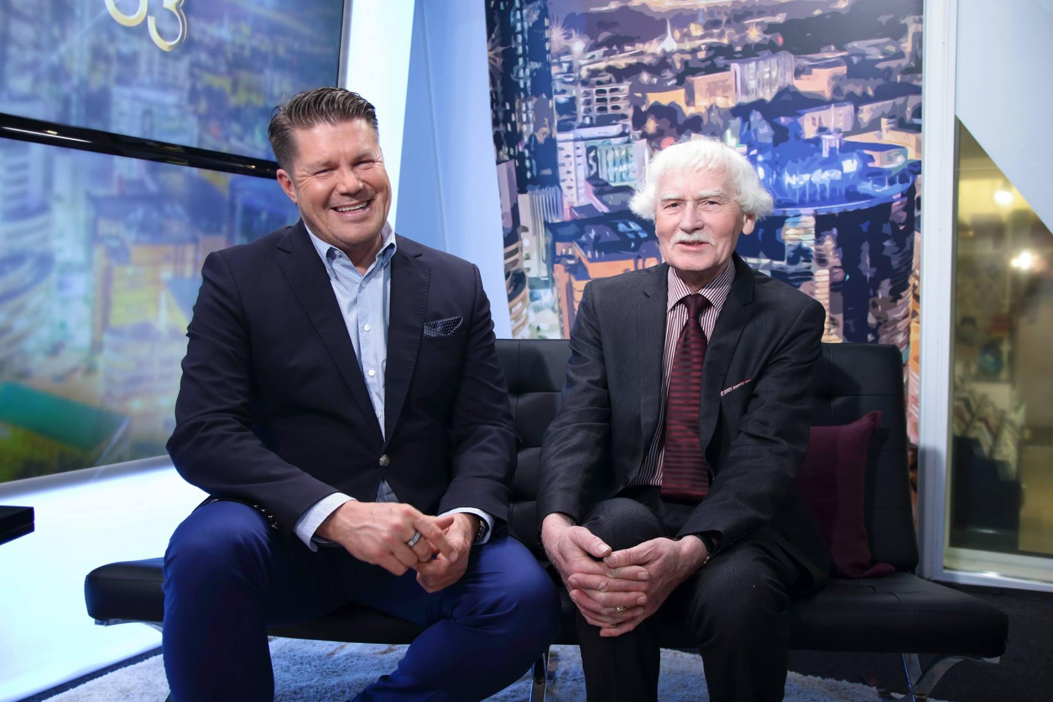 VIDEO! Uus tõde Taani lipust: Jüri Kuuskemaa värskendab TTV-s vana legendi