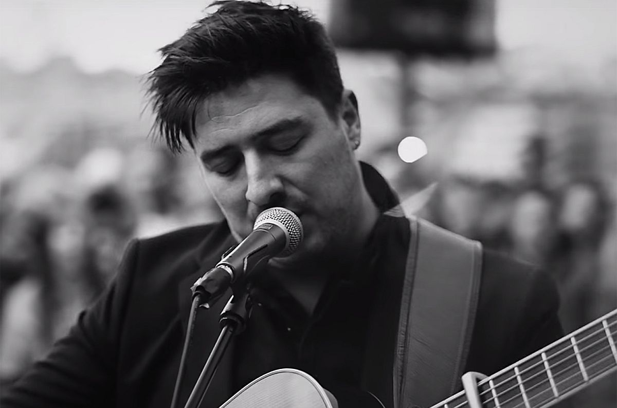 VIDEO! Mumford & Sons valmistub uueks plaadiks