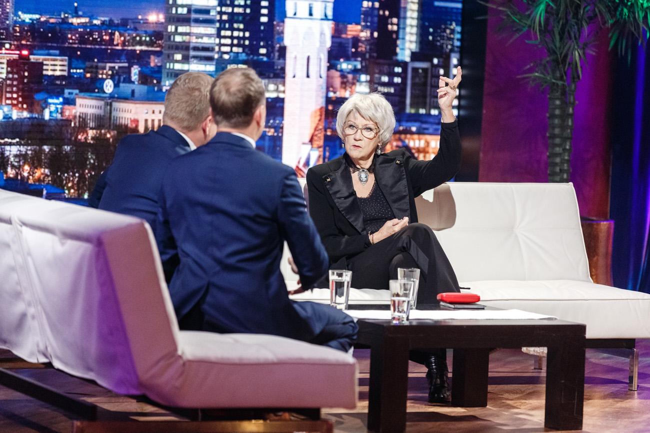 """""""Nädalalõpp Kanal 2ga"""" täna: Peeter Oja, Sepo Seeman, Kaja Kallas, Mart Normet ning Heidy Tamme!"""