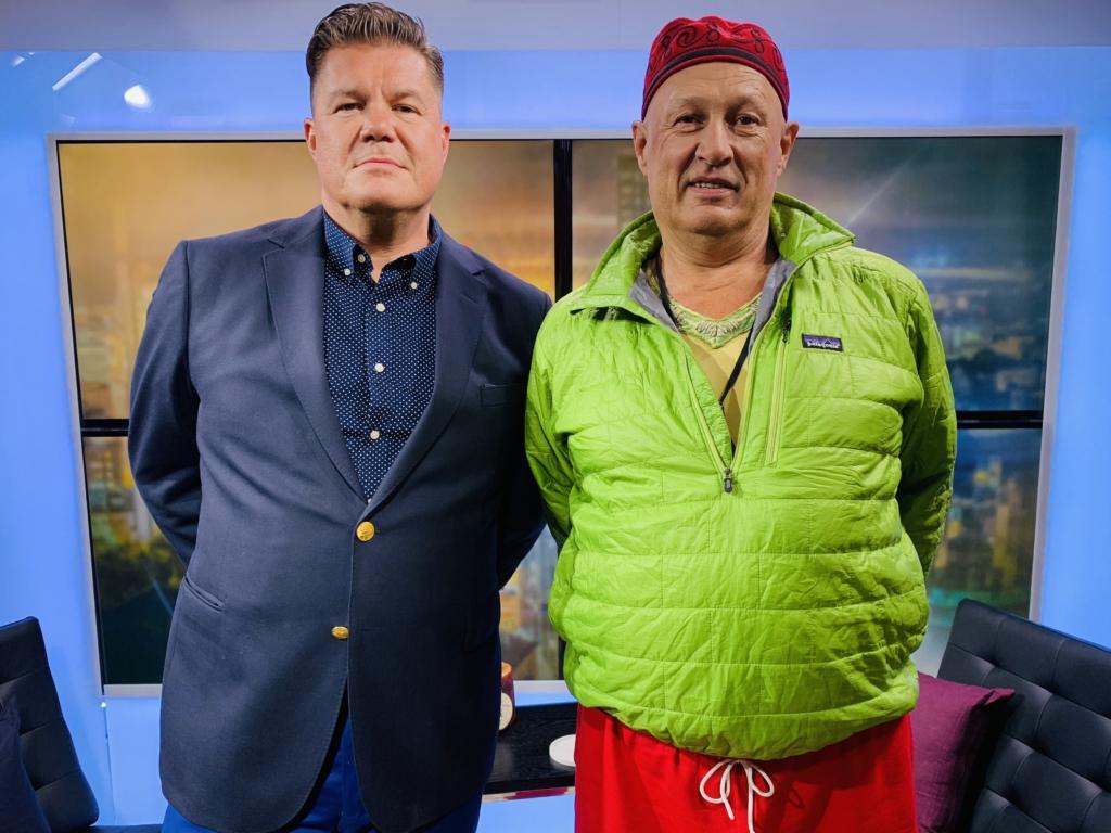 Hannes Võrno ja Tarmo Urb
