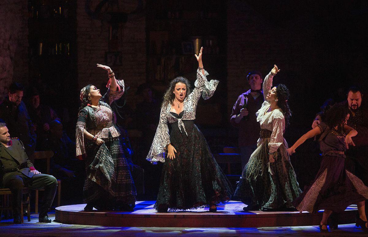 """Metropolitan Opera toob nädalavahetusel kinodesse ooperi """"Carmen"""""""