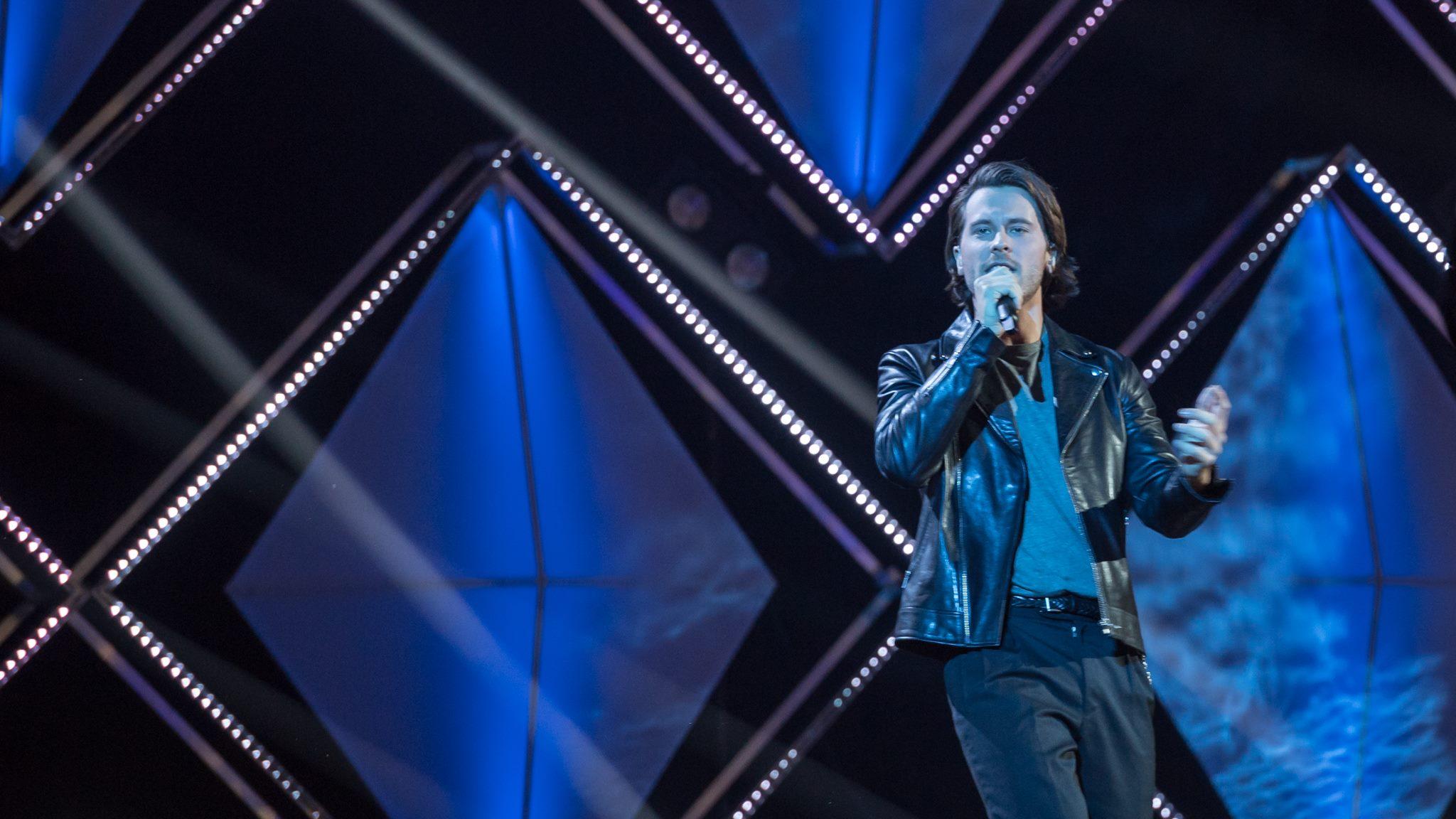 """VIDEO! Fred Krieger usub edusse Eurovisioonil: """"Storm"""" on juba vallutanud raadiojaamu väljaspool Eestit!"""