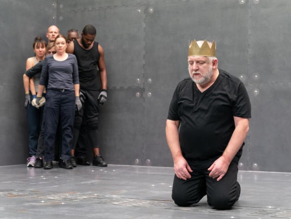"""Forum Cinemases linastub uuslavastus """"Kuningas Richard II tragöödia"""""""