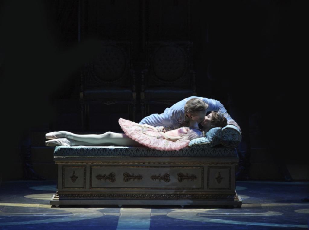 """Kinodes näeb Moskva Suure Teatri balletti """"Uinuv kaunitar"""""""