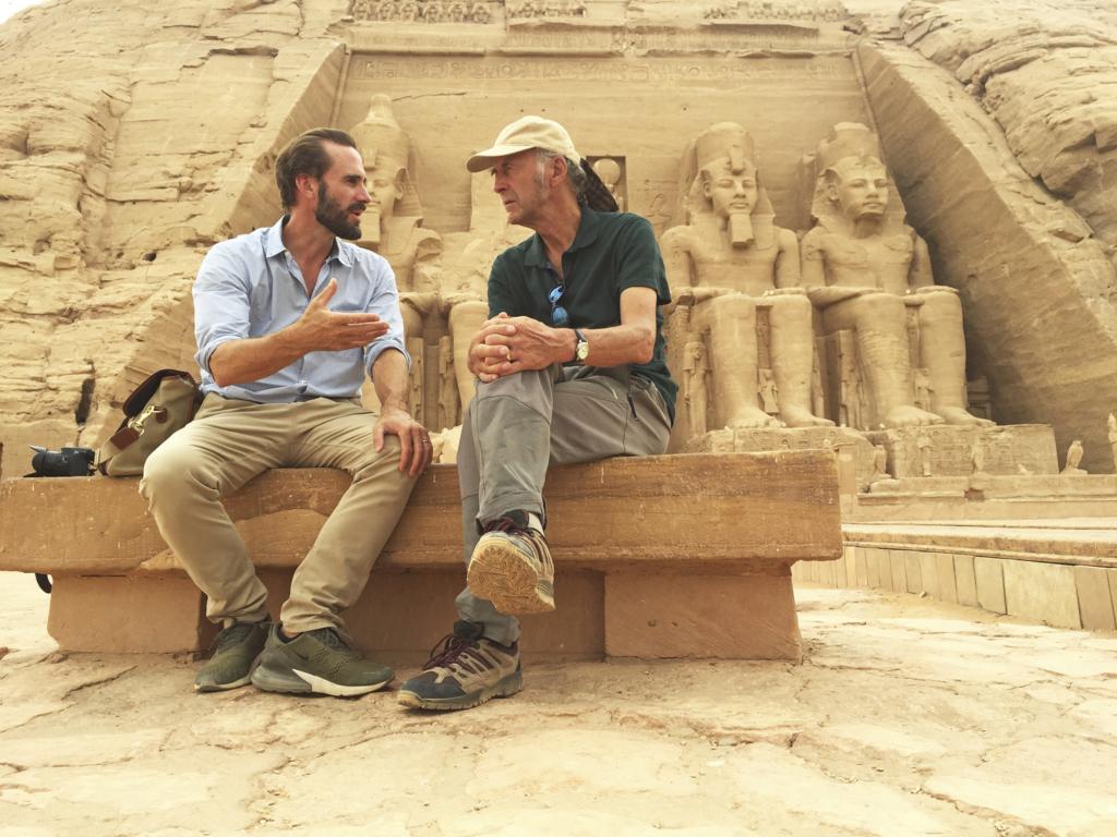 TREILER! National Geographic näitab sarja ,,Kanged avastajad Egiptuses''