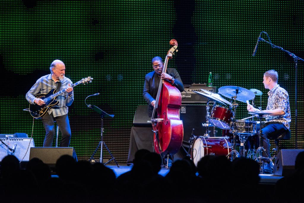 Jazzkaare viimasel päeval esines legendaarne kitarrist John Scofield