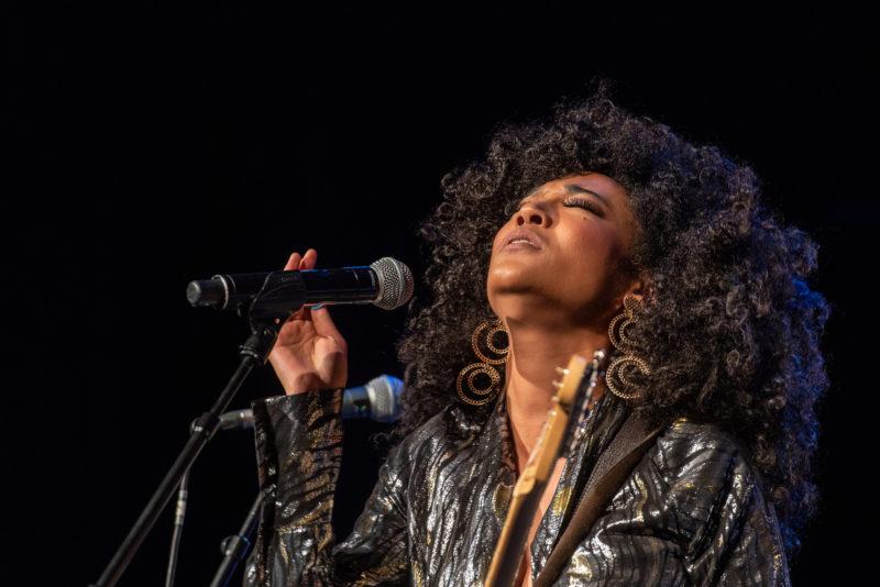 FOTOD! Jazzkaarel esines Judith Hill
