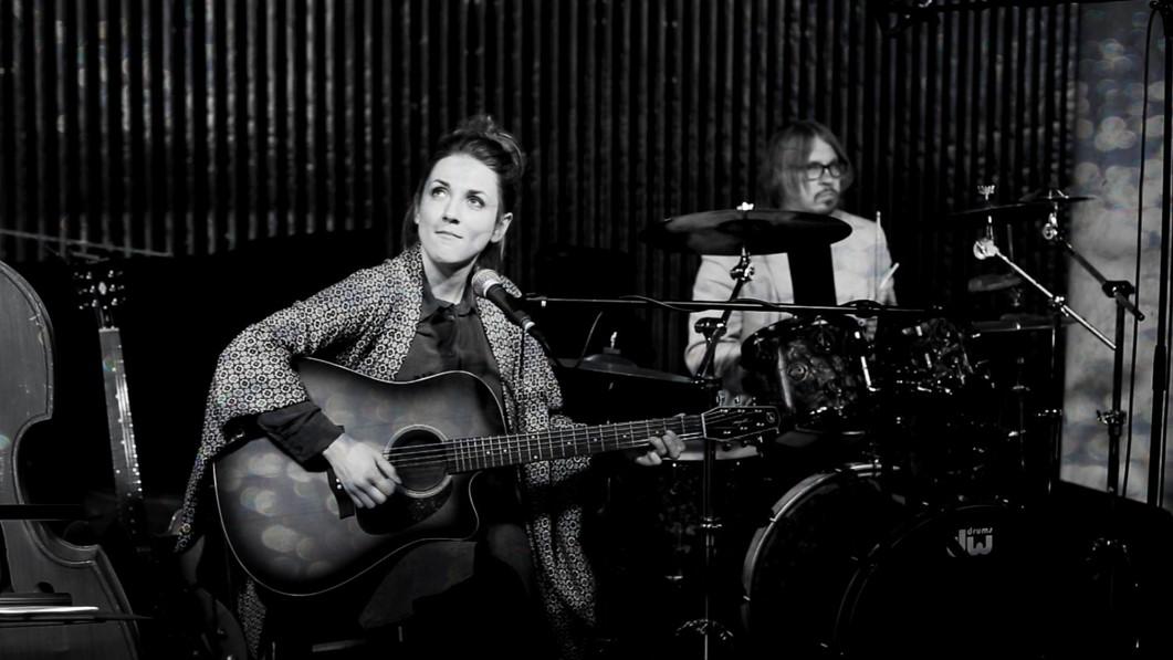 Liisa Tetsmann kitarriga, Tetsmann
