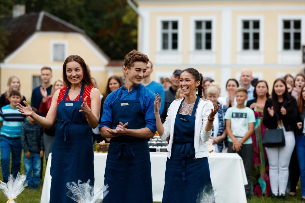 VIDEO! Eesti parim pagar on 26-aastane modell Sandra Daškova