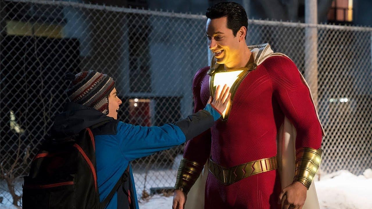 """TREILER! Filmi """"Shazam!"""" tegevus leiab aset DC universumis, kuid on omanäoliselt rõõmsameelne ja perekeskne"""