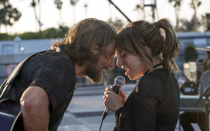 """VIDEO! Filmilaenutuses võidutseb Oscariga pärjatud """"Täht on sündinud"""""""