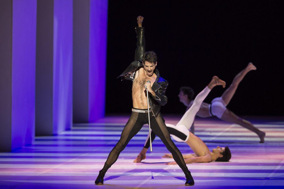 VIDEO JA FOTOD I Ballett Freddie Mercury elust jõuab Eestisse