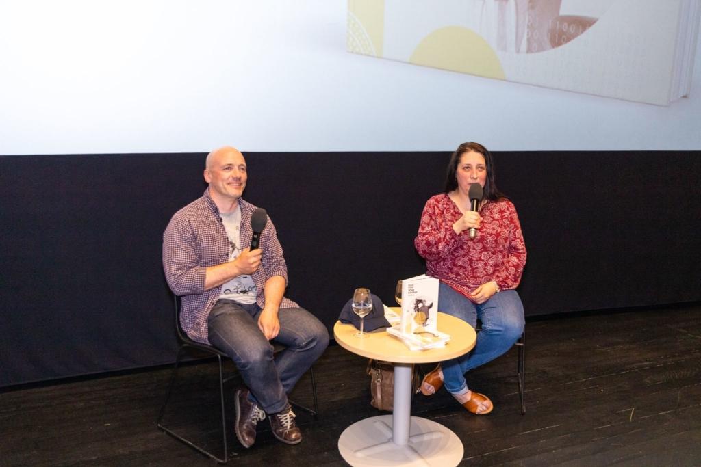 """Raamatu """"Eesti filmi 100 aastat"""" esitlus"""