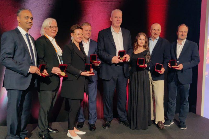 Euroopa kinoliit tunnustas Eesti kino teenindusjuhti