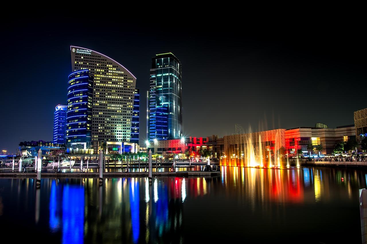 Dubai.Pixabay