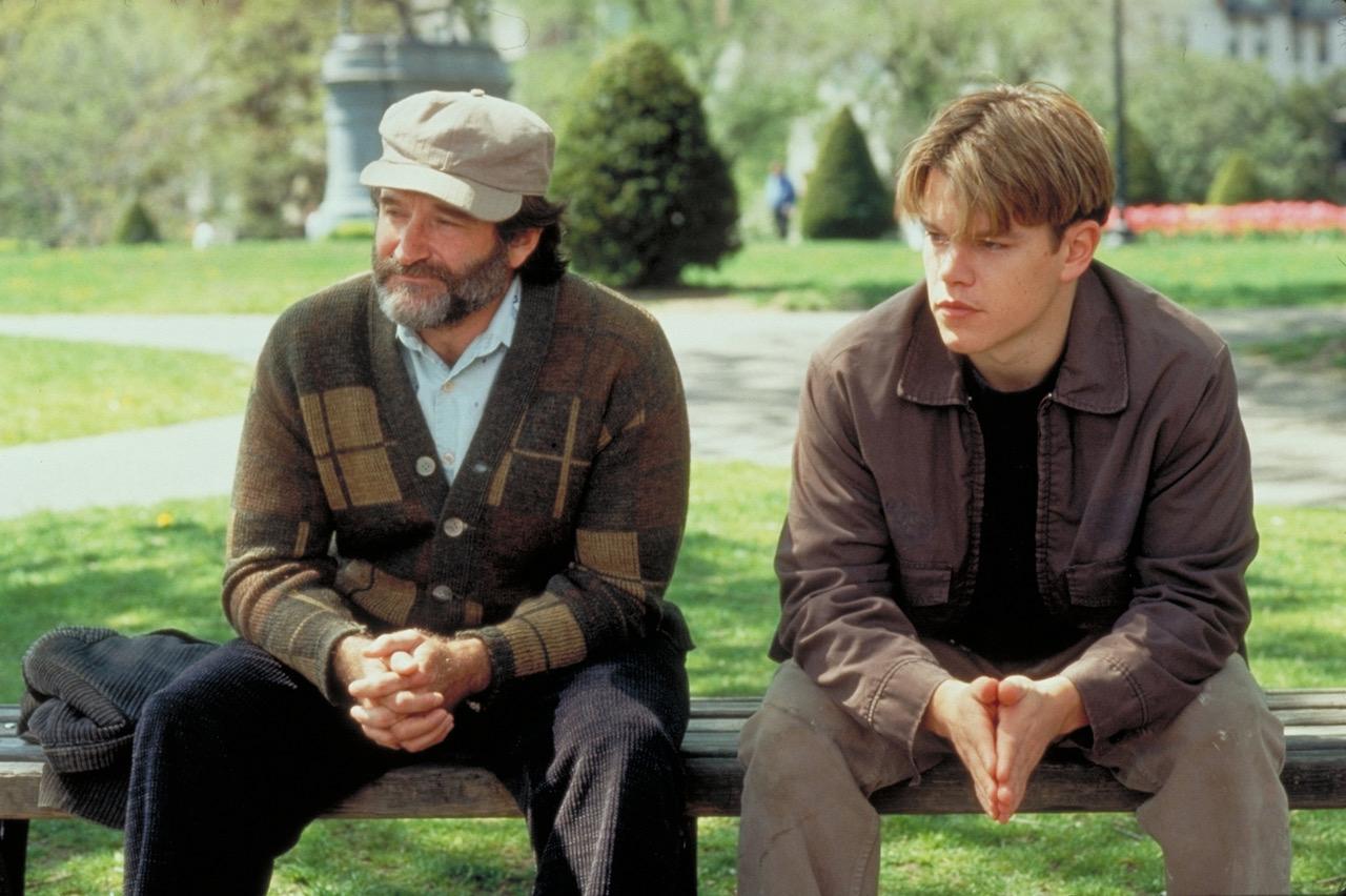 """KINOKLASSIKA I Augustis näeb kinos Damoni ja Afflecki läbimurdefilmi """"Hea Will Hunting"""""""