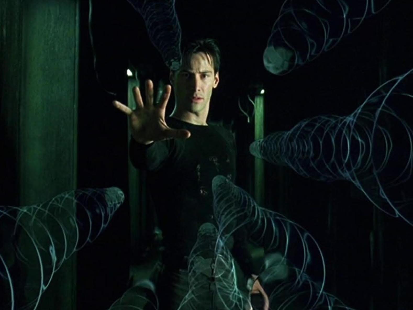 """Coca-Cola Plazas linastub kultusfilmi """"Matrix"""" kõrgkvaliteediline versioon"""