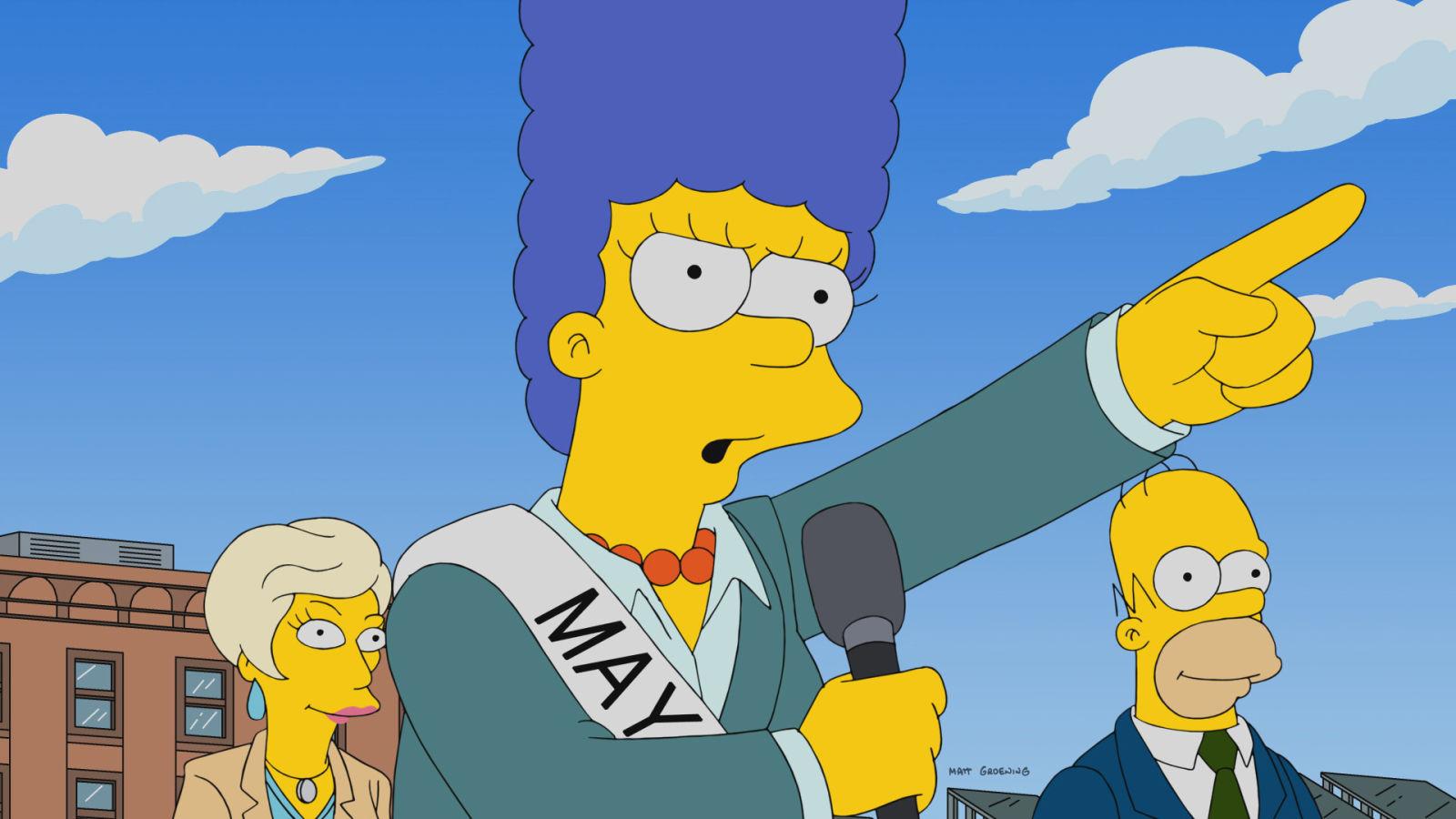Simpsonite pere osutus Elisa Elamuses kõige menukamaks