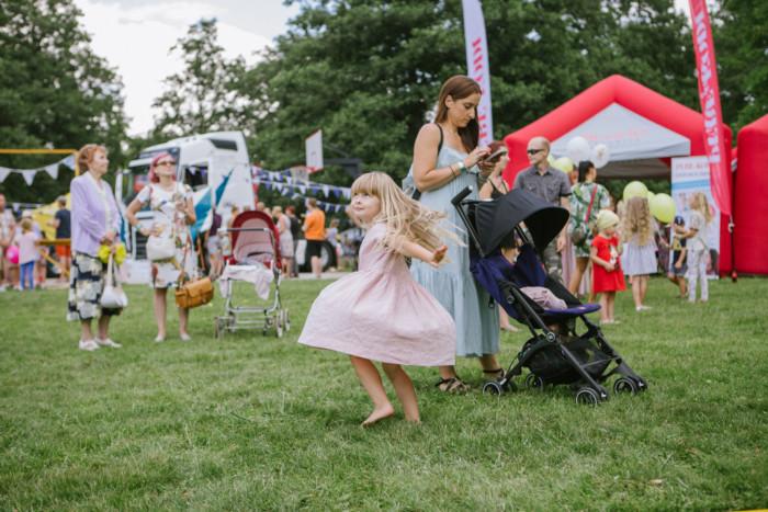 Pärnu üheks suurimaks suveürituseks kujunenud Rõõmsate Laste Festival tuleb taas!