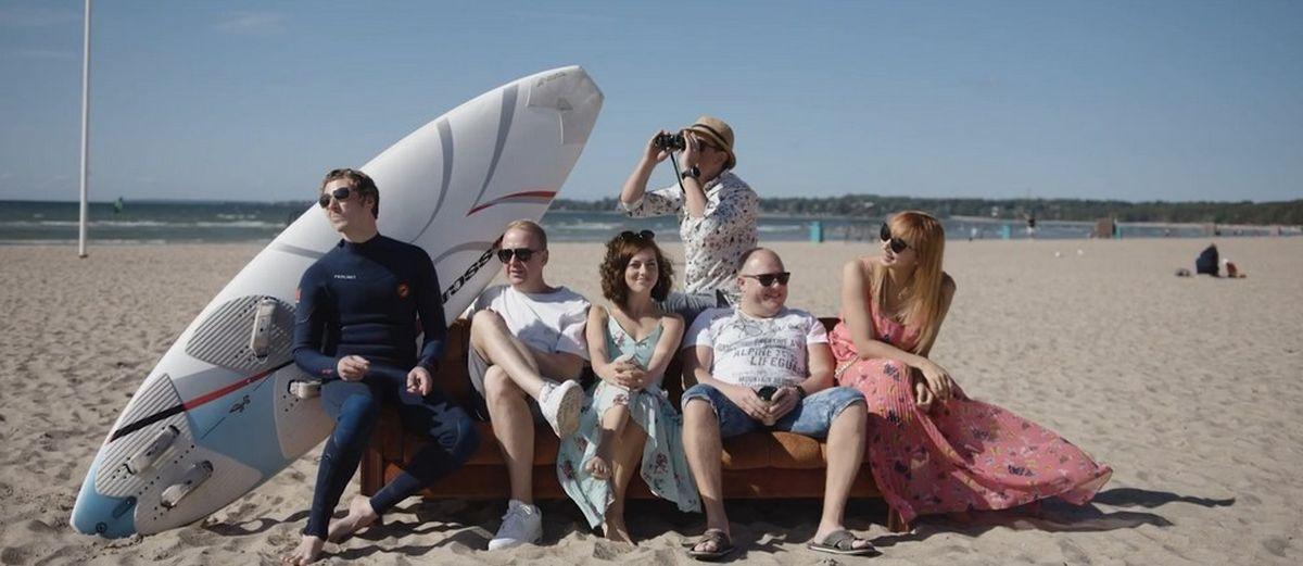 VIDEO I Ansambel The Swingers põrutab suvetuurile