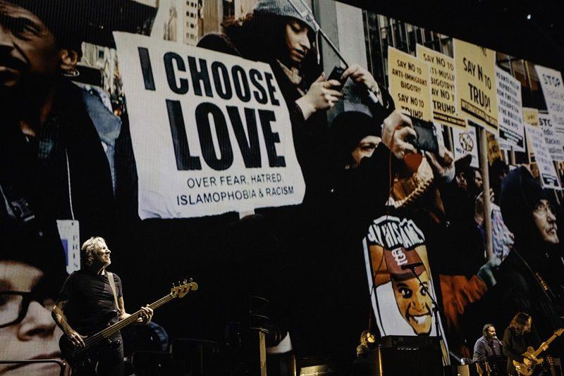 Forum Cinemas toob ekraanile Pink Floydi asutaja Roger Watersi kontsertfilmi