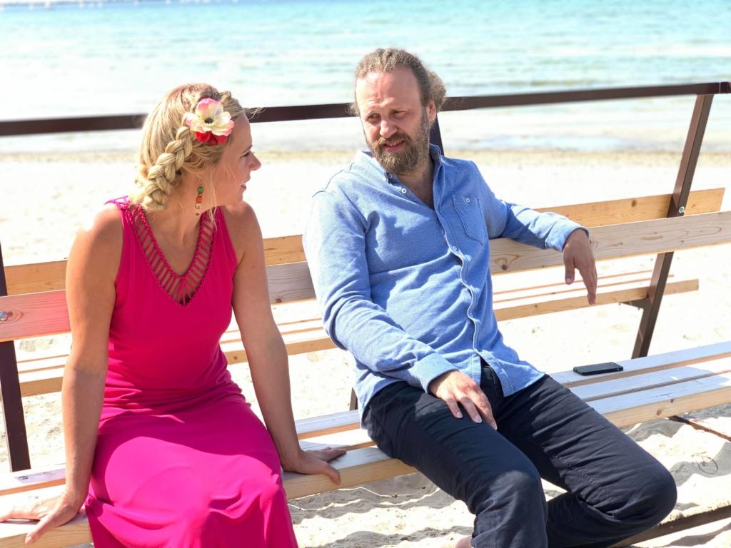 """REPORTER I Oleg Pissarenko esitleb uut plaati """"Armastuse muusika"""" Alexela kontserdimajas"""
