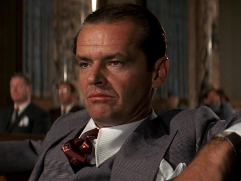 """KINOKLASSIKA I September toob kinno Nicholsoni legendaarse esituse """"Chinatownis"""""""