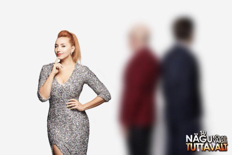 """""""DUUBEL"""" ALUSTAB! Näosaate kohtunikud avalikustatakse täna TV3 """"Duublis""""!"""
