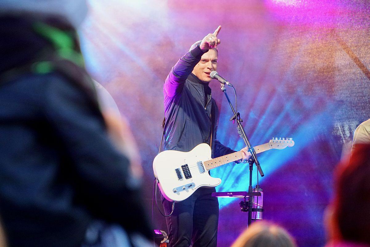 FOTOD: Padar andis Tehnopolis tasuta kontserdi