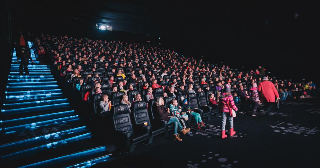 HEA TEGU! Kinoelamust nautisid 218 suurperet