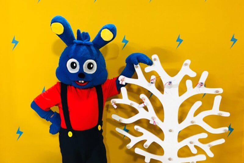 """""""Jänku-Juss ja sõbrad"""" on TV3 laupäevaõhtune uus saade"""