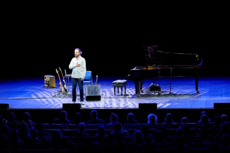 Armastusemuusika looja Oleg Pissarenko annab aastalõpukontserdi, kus tõstab fookusesse andestamisteema